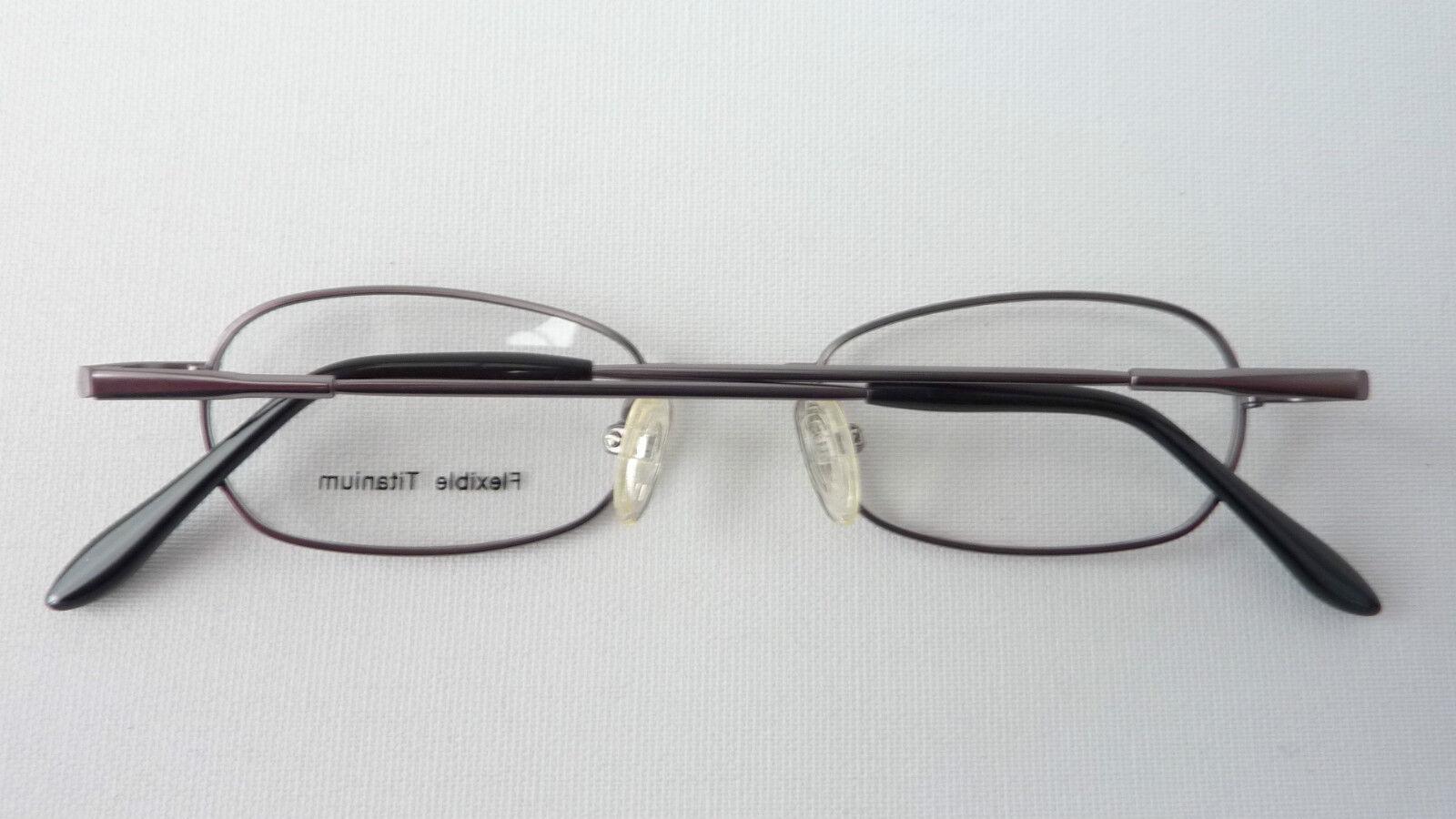 Optical Games Damenbrille flexibles Titan Mädchenbrille robust 46-20 46-20 46-20 Größe S | Louis, ausführlich  | Heißer Verkauf  | Bequeme Berührung  3e1afb