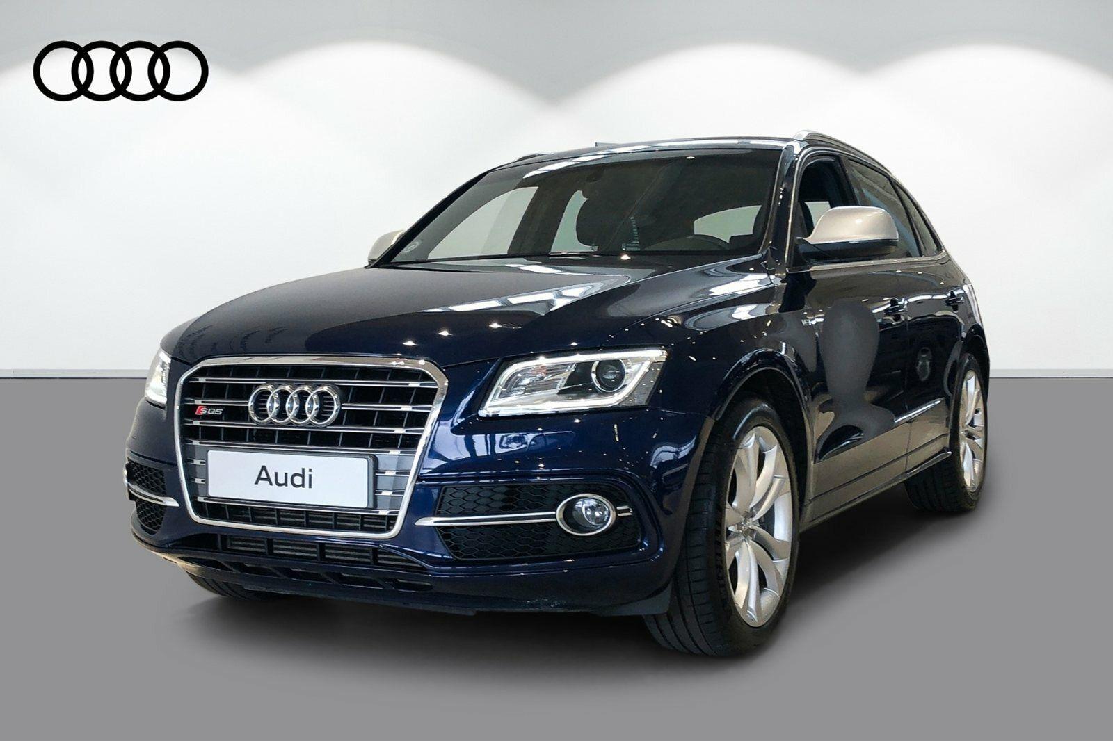 Audi SQ5 3,0 TDi 313 quattro Tiptr. 5d - 519.000 kr.