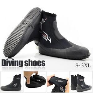 5mm-Neoprene-Diving-Scuba-Surfing-Swimming-Socks-Water-Sports-Snorkeling-Boots
