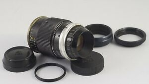 INDUSTAR 23U F/4.5 110mm m42 PHOTO ENLARGER LENS WITH FOCUSING HELICOID INFINITY