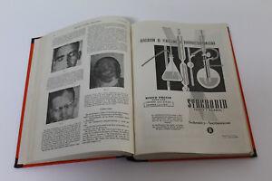 Antigua Revista Clinica Española Jimenez Diaz Tomo LXIII 1956 Octubre-Diciembre