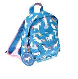291c6af626af Image is loading Childrens-Mini-Unicorn-Backpack-Rucksack-Ideal-School-Bag