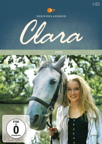 1 von 1 - Clara - Die komplette Serie NEU OVP 2 DVDs Katja Studt Alle 6 Teile
