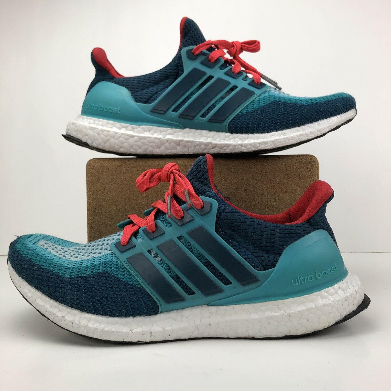 Adidas Ultra Boost 2.0   Mineral Green   Men's Size 10