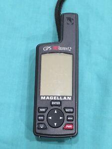 Magellan Blazer 12 Handheld Waterproof GPS for Hiking Hunting Fishing Etc