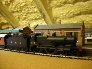 Hornby Railroad R3276 LMS Compound with Fowler Tender '1072' - DCC Sound NEW
