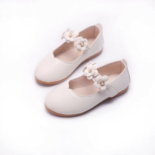 New  Baby Princess Shoes Toddler Girls Fashion Flats Children Dress Shoes