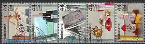 NVPH-2645-2649-JUBILEUMPOSTZEGELS-2009-serie-gestempeld