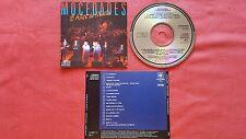 MOCEDADES *** 15 Años De Música *** ORIGINAL 1986 AUSTRIA CD