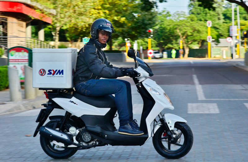 SYM XPRO 125 DELIVERY