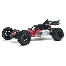 Arrma 1/8 Raider XL Mega Buggy 2WD Red/White AR102642 RTR With Battery/Charger