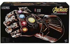 Marvel • Avengers - Legends Gear Infinity Gauntlet (Guanto Elettronico)