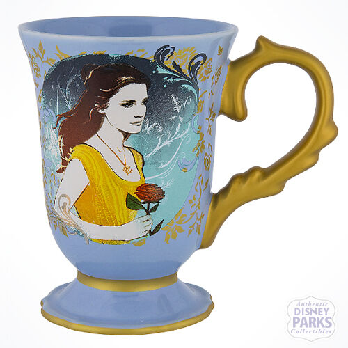 Disney Parks Beauty And The Beast Live Action Mug