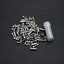 Prusa-MK3-MK3S-MK2-5-MMU2-multi-material-upgrade-hardware-screw-nut-bolt-set-UK thumbnail 1
