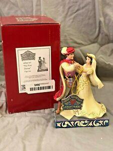 "Enesco Disney Traditions Jim Shore 4056747 Figurine /""Snow White and Prince/"""