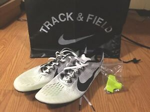 NIKE-ZOOM-VICTORY-ELITE-2-UNISEX-TRACK-amp-FIELD-WITH-SPIKES-amp-BACKPACK-WHT-BLACK