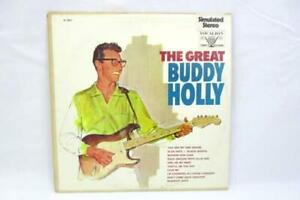 Buddy-Holly-034-The-Great-Buddy-Holly-034-1967-12-034-Vinyl-33-RPM-LP-Record-Rock