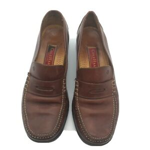 Cole Haan Country womens penny loafers size 9B brown ...