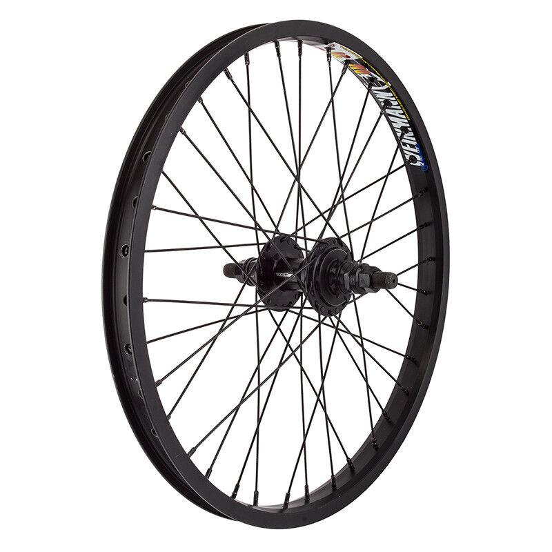 WM Wheel Rear 20x1.75 406x24 Wei Dm30 Bk  36 Bk-ops 9t Driver 14mm Bk 110mm 14gbk  80% off