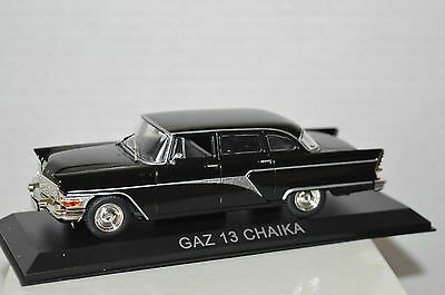 GAZ M20 POBEDA Legendary Cars Auto Die Cast Scala  1:43 CCCP MZ