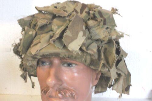 Couvre casque Anglais camouflage MTP (Ajustable sur de nombreux casques )