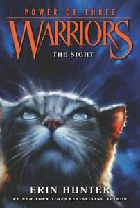 Warriors-Power-of-Three-1-The-Sight-by-Erin-Hunter-9780062367082-Brand-New