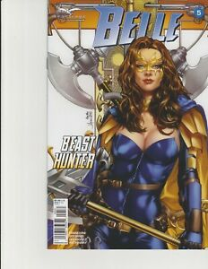 Belle Beast Hunter #2 Cover C Zenescope Comic GFT NM Meguro