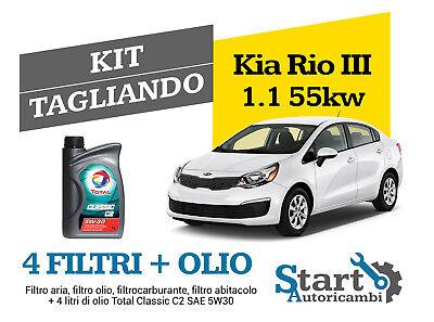 Ricambi auto KIA RIO III (UB) 1.1 CRDi (55Kw) | MISTER AUTO