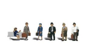 N-Woodland-Scenics-A2155-Figuren-Set-Reisende-neu-OVP
