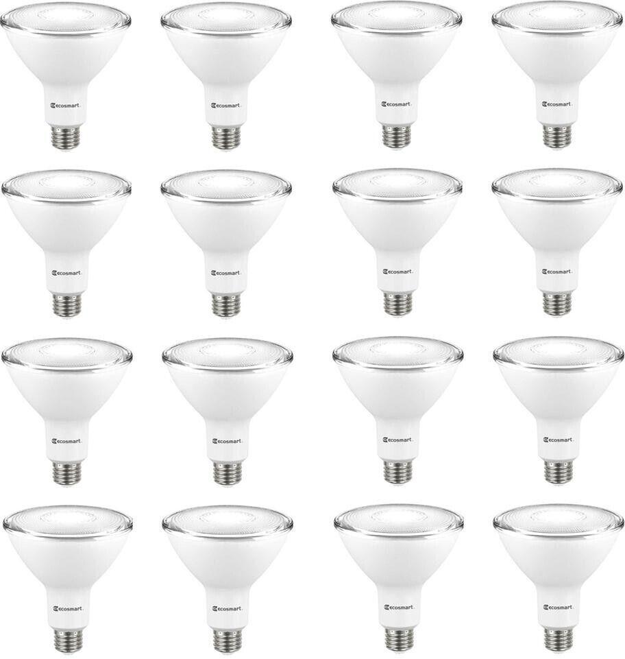 Ecosmart Bombilla LED 90 vatios PAR38 no Regulable Luz de inundación equivalente 16