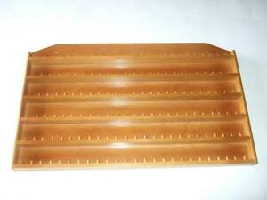 150pc-Wooden-Thimble-Display-Rack-with-Sides-Pine-huge-range-see-list
