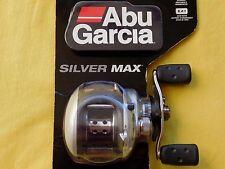 Abu Garcia Silver Max SMAX2 Baitcasting Reel NEW!