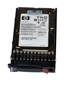 504064-002-HP 72GB 15K SAS 2.5 DP HD