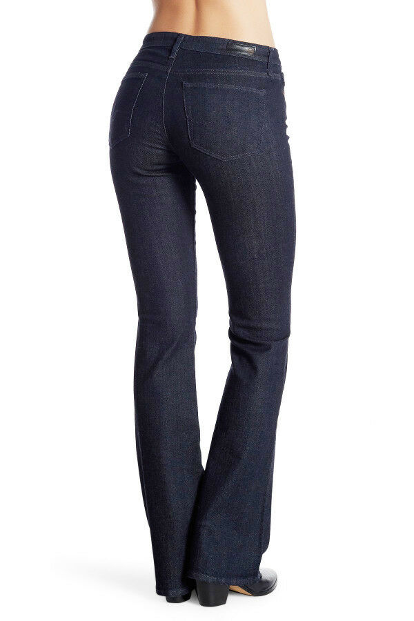 NWT AG Adriano goldschmied The Angel MidRise Bootcut Jeans Size 26 Tonal Society