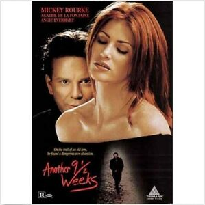 Details about Another 9 1/2 weeks (1997) DVD - Mickey Rourke (New & Sealed)