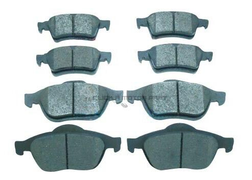 FRONT /& REAR BRAKE DISC PADS MINTEX SET NEW FOR MAZDA 3 ALL MODELS  2003-2009