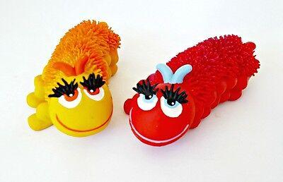 LANCO 100% Natural Rubber Caterpiller Sensory Tactile Fidget Toy OT