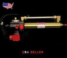 Allenair Av Svs R Aac 24 Vdc Solenoid Activated Pneumatic Cylinder 1 18 X 6