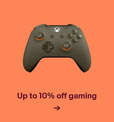 Up to 10% off gaming