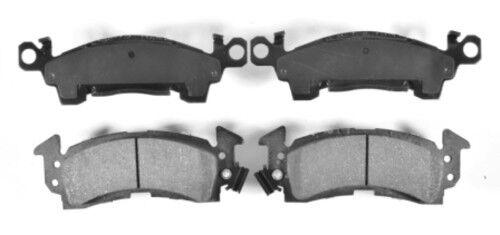 Disc Brake Pad Set-RWD Front OPTEVE BRAKES MDX52