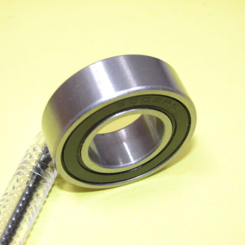 2PCS 163110 2RS Deep Groove Ball Bearing Rubber Sealed 16x31x10mm NEW