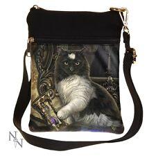 SHOULDER BAG TIMES UP LISA PARKER CAT HOUR GLASS SMALL NEMESIS NOW LADIES NEW