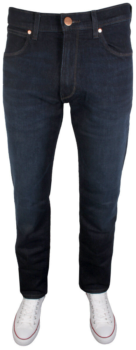 Wrangler Mens Arizona Jeans Indigo