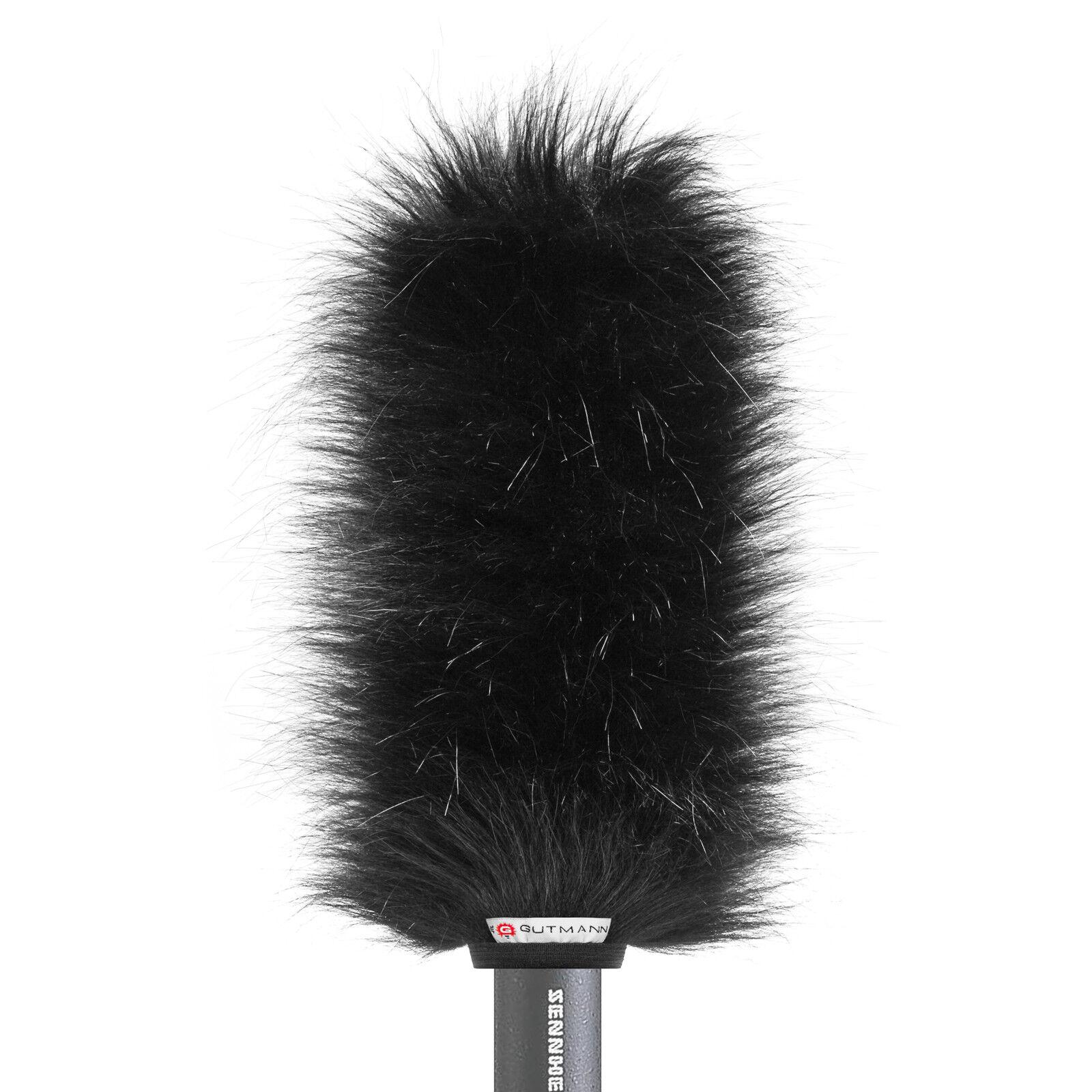 Gutmann Microphone Fur Windscreen Windshield for Canon XL1 / XL1S / XL2
