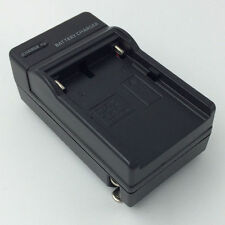 Portable AC Battery Charger for SONY Handycam CCD-TRV108/TRV118/TRV128 8mm/Hi8