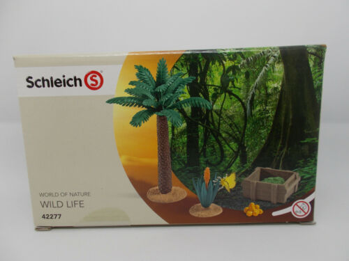 Schleich Wild Life Nº 42277 == plantes et Aliments Set == World of Nature