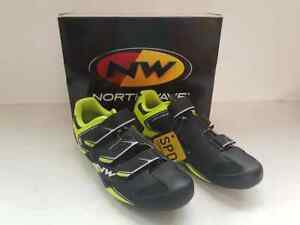 1-paire-de-Chaussures-velo-route-homme-Northwave-Sonic-2-taille-42-neuf-40