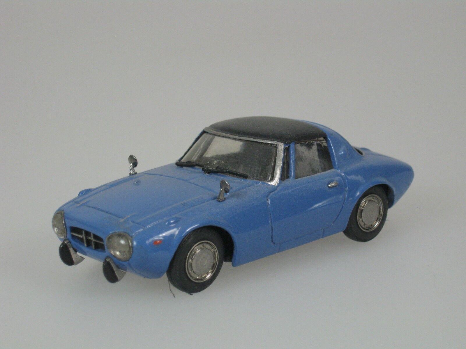 Toyota Sports 800 s800 1964 azul Factory built 1 43 Newcon 2 nuevo muy raras
