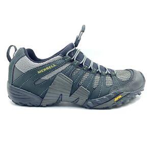 Merrell-Pivot-Moab-Black-Vibram-Ventilator-Hiking-Trail-Shoes-J73579-Men-039-s-13-M