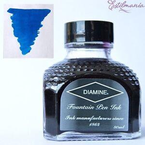 Tinta Diamine Asa Blue 80 ml.